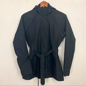 The North Face Hooded Rain Jacket - Sz M